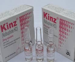 Kinz injecties (Nalbuphine)